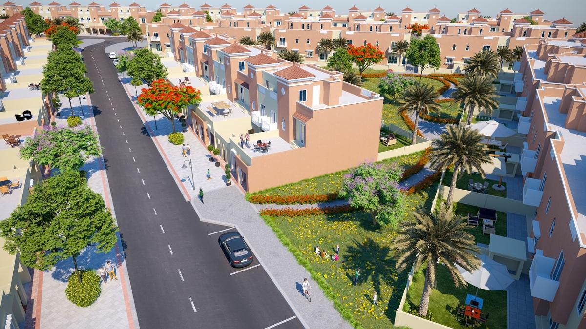 Marbella Village rendering