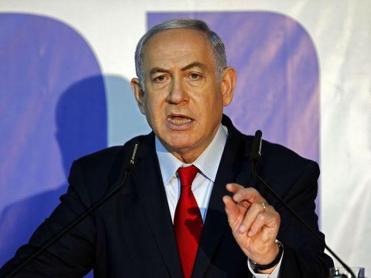 190322 Benjamin Netanyahu