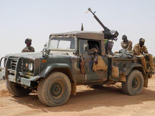 190323 Malian Army