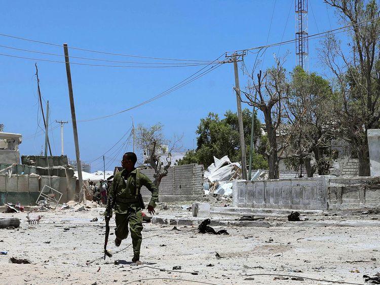 Al Shabaab militia