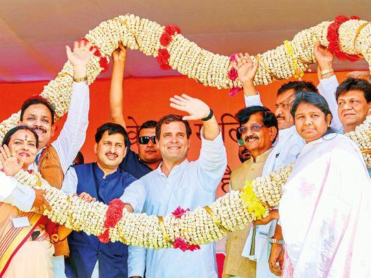 Congress President Rahul Gandhi 7