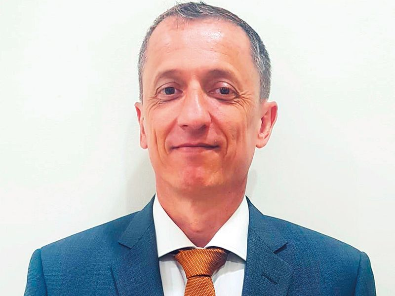 Ian Littlefield, Training and EnQHSE Manager, Dubai Driving Centre