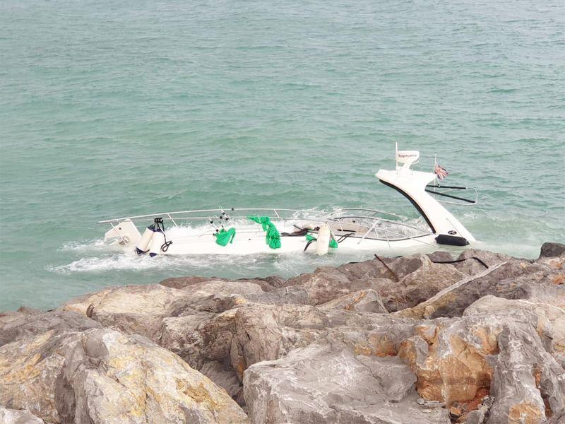 RAK tourists rescued after boat breaks down in sea