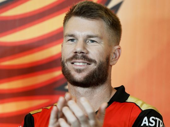 Sunrisers Hyderabad cricketer David Warner
