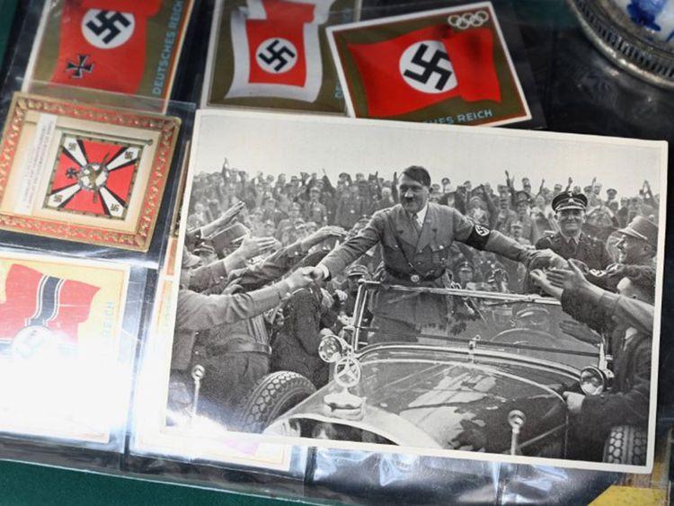 190324 Nazi links