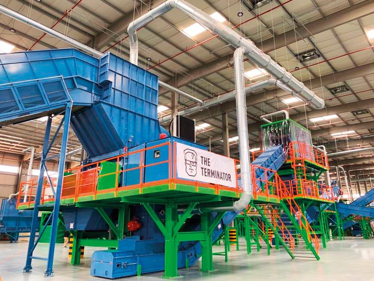 World's largest e-waste recycling facility opens in Dubai | Uae ...