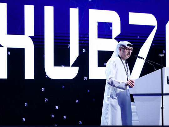 First four start-ups to join Hub71 announced
