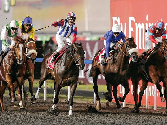 Dubai conference to focus on flat racing jockeys' welfare