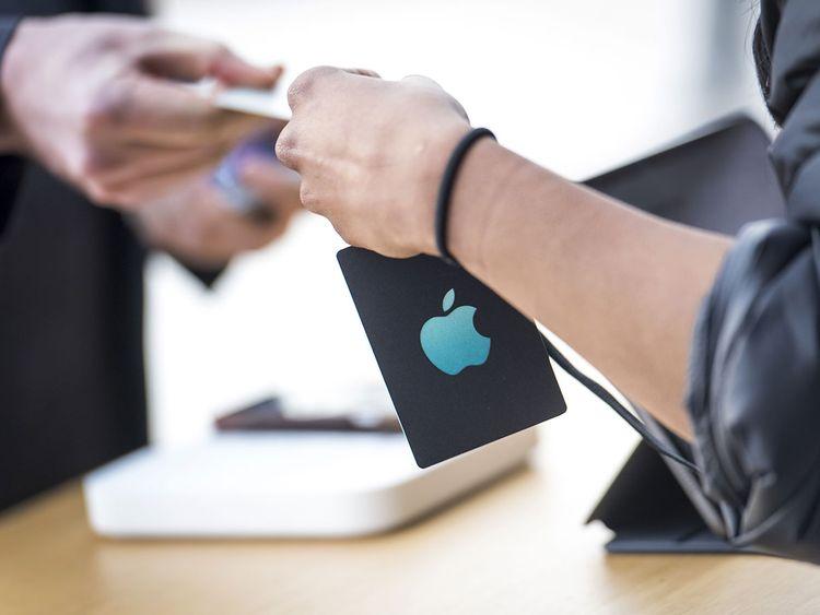 Apple Card Illustrative Image