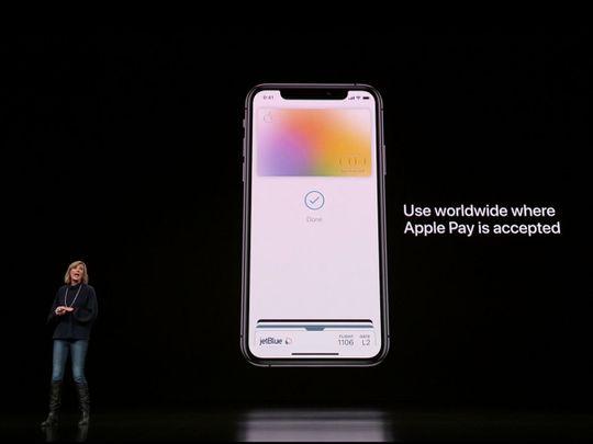 Apple Pay Apple Card