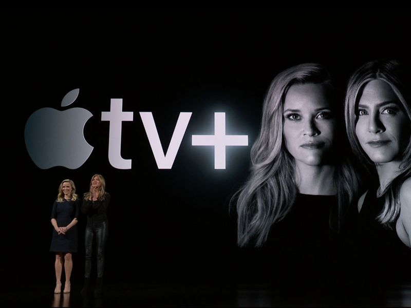 Apple TV Plus launch