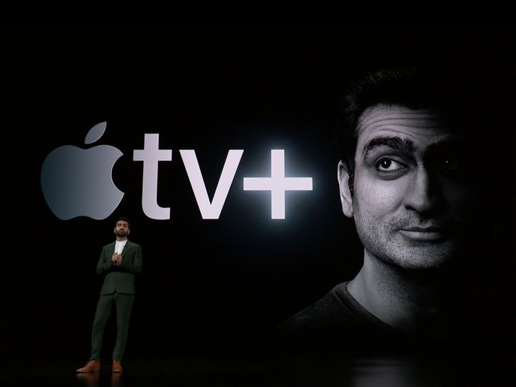 Kumail on Apple TV PLus