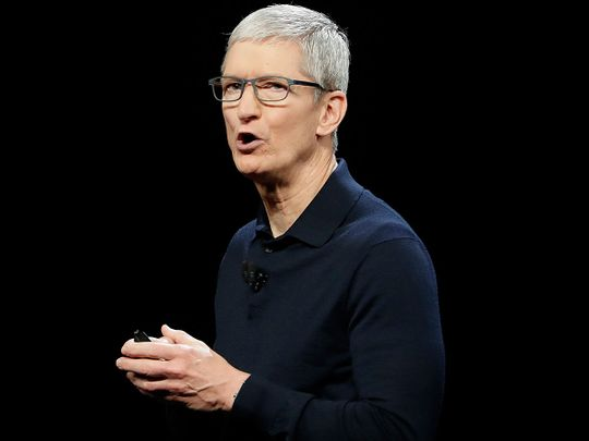 Tim Cook launching Apple News