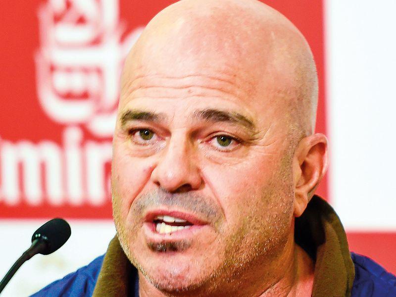 Trainer Peter Miller