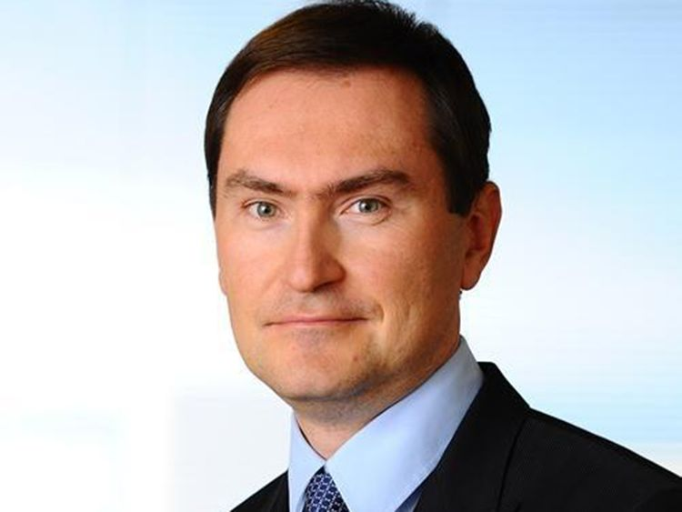 Alexander Vedyakhin, first deputy chairman of the executive board of Sberbank