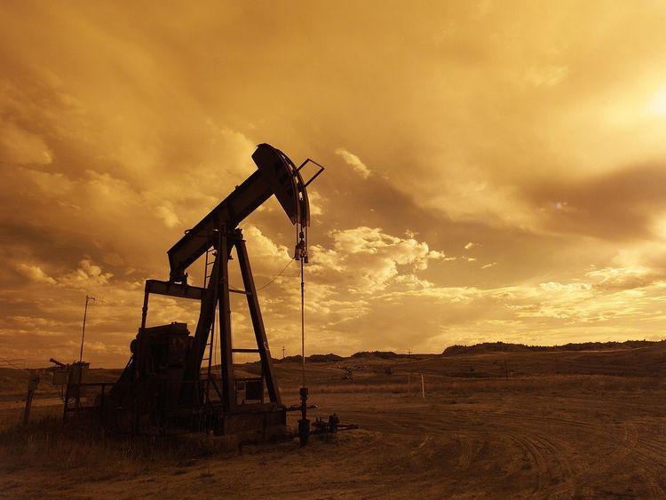 Crude oil pump drill jack