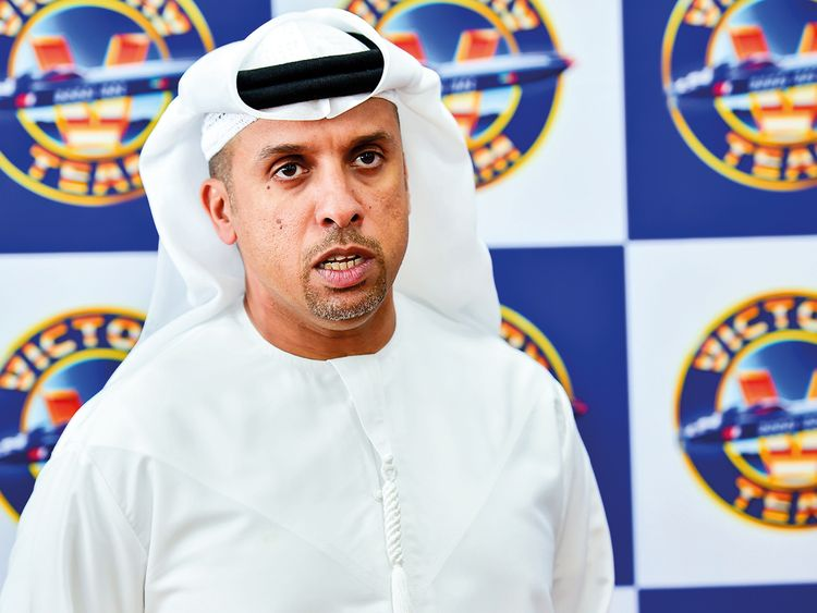Huraiz Bin Huraiz, Chairman of the Board of Directors of Victory Team