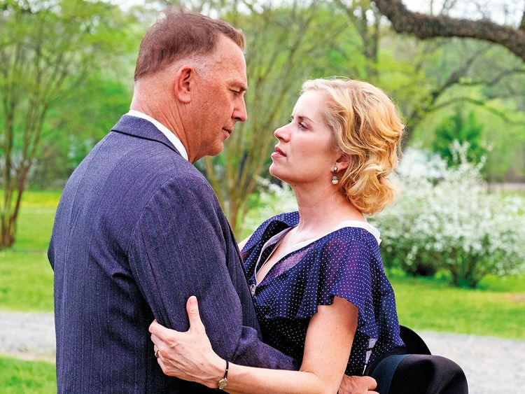 190327 Kevin Costner and Kim Dicke