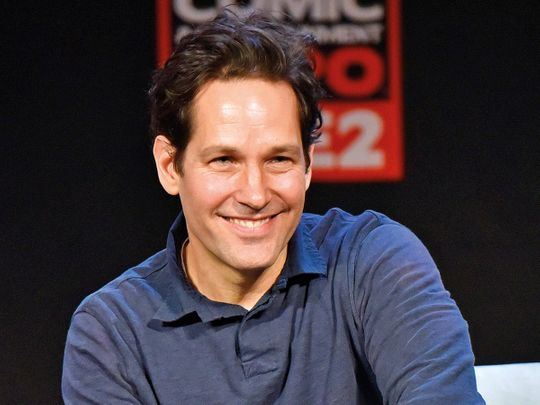 Paul Rudd Reveals Why He Always Looks Young Hollywood Gulf News
