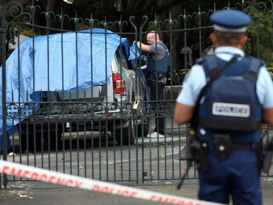 Christchurch police  20190327
