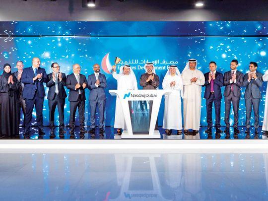 Faisal Aqil Al Bastaki, CEO of Emirates Development Bank (EDB) 01
