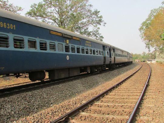 Indian railway 190327