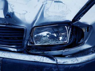 car crash road accident generic