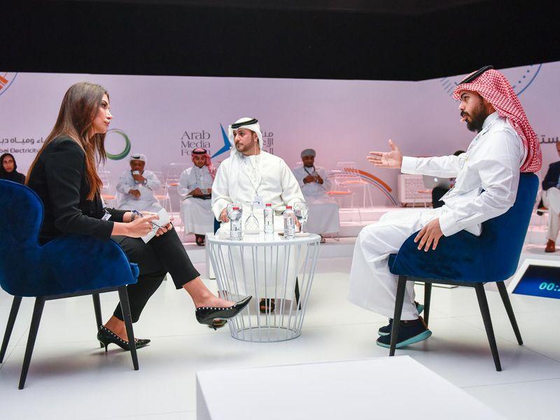 Arab Media Forum podcast session_1