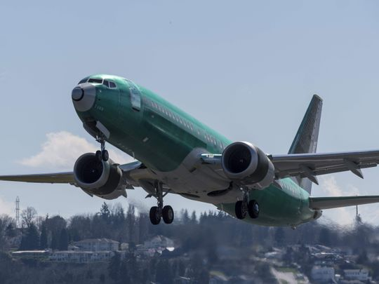 Boeing issues software update following crashes