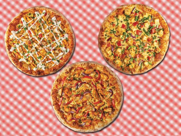 Pizza Hut Spices Things Up With Three New Pizzas Food Gulf News