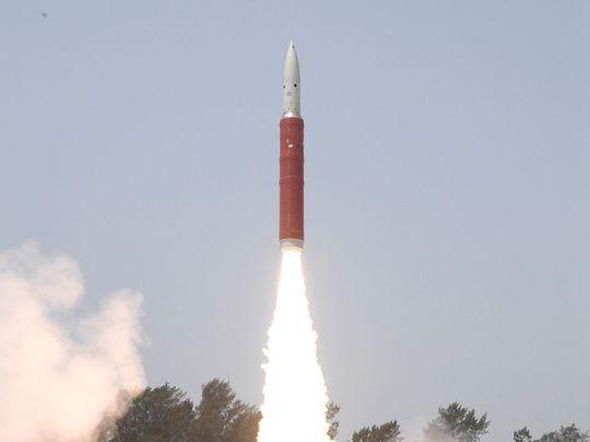 190329 Missile