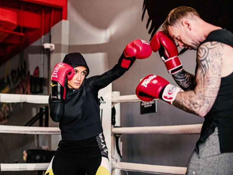 74a90e4178d0 Breaking down barriers — meet the UAE's first female boxers