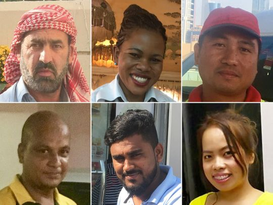 These expats in Dubai have modest jobs, but big dreams