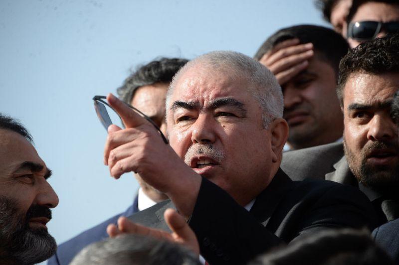 Afghan Vice President Abdul Rashid Dostum 01