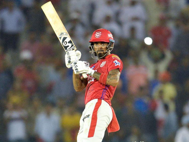 Kings XI Punjab cricketer K. L. Rahul