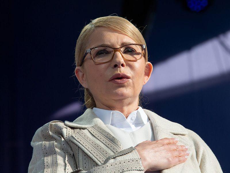190331 Yulia Tymoshenko