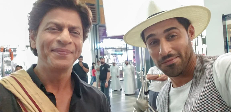 Meet the Dubai model seen with Shah Rukh in tourism film 3