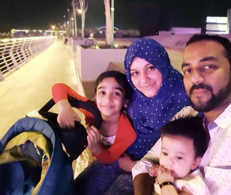 Rayshad's family