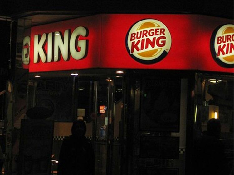 Burger King tests plant-based meat with an impossible whopper