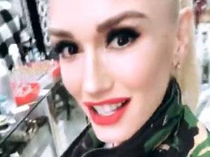 Gwen Stefani Insta story