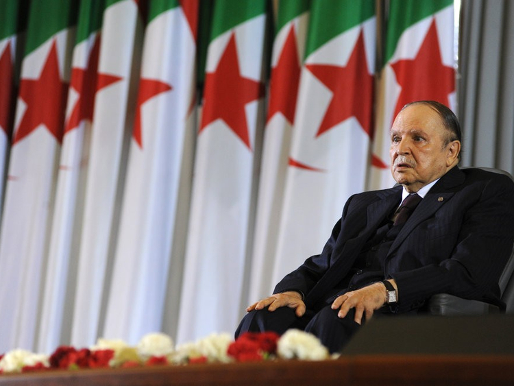 President Abdelaziz Bouteflika  01