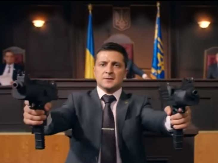Zelensky's political experience 02