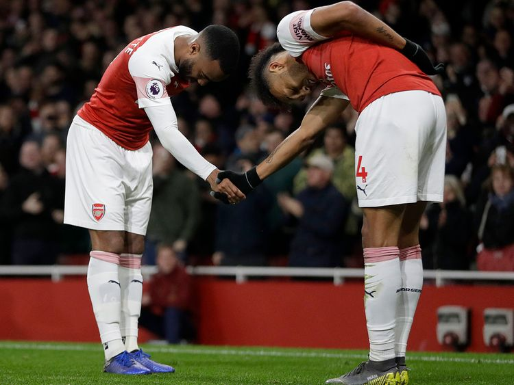 725c2b62a Arsenal beat Newcastle to move third in Premier League