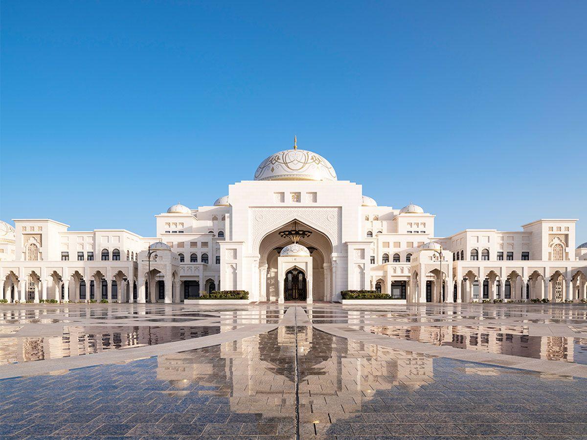 Visiting Qasr Al Watan? Here's the best things to see | Uae