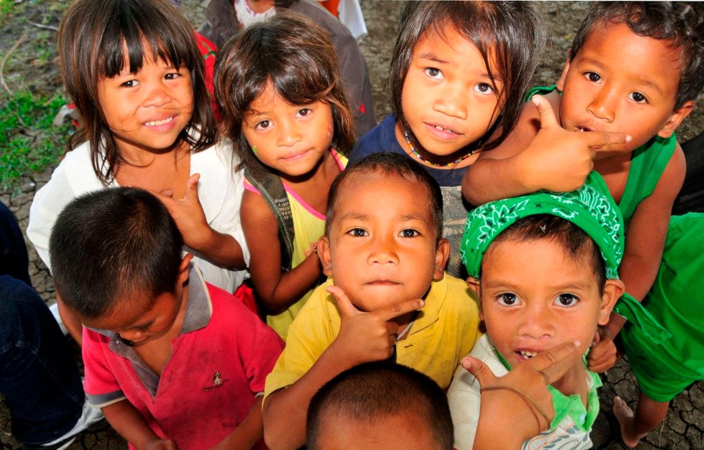 Filipino children 01