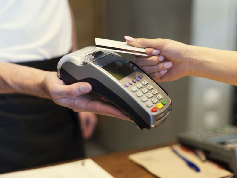 Tap and go: Use of contactless debit, credit cards gains popularity