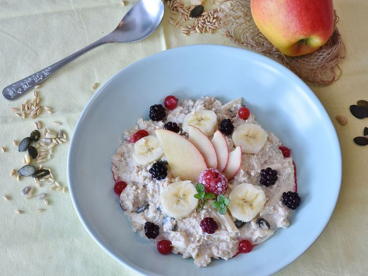Porridge generic