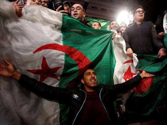 190403 Algeria