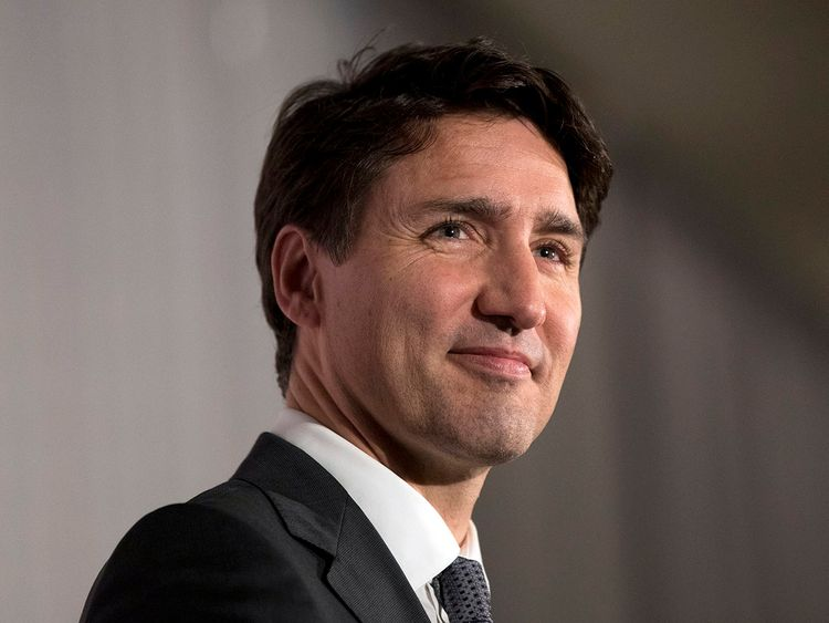 190403 Trudeau