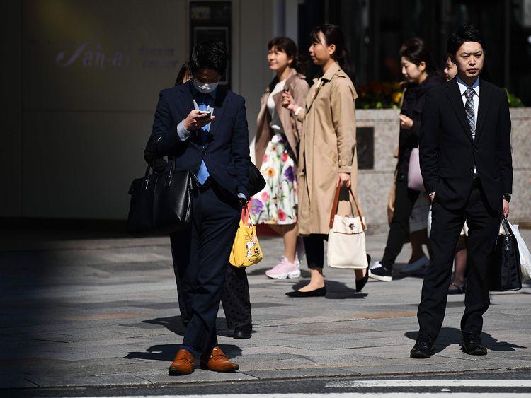 Japan Tokyo generic
